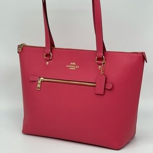 Coach Xgrain Lether Gallery Tote Bag